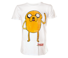 Koszulka męska Adventure Time T-shirt Jake Waving