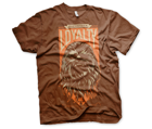 Koszulka męska Star Wars T-shirt Chewbacca Loyalty