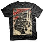 Koszulka męska Star Wars T-shirt Darth Vader In Flames