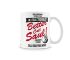 Kubek ceramiczny Breaking Bad - Better Call Saul