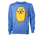 Sweter męski Jake Adventure Time